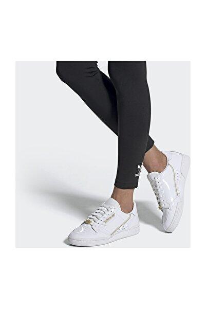 adidas Kadın Yetişkin Sneakers CONTINENTAL 80 W FU9980