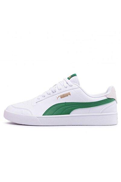 Puma Shuffle White-amazon Green-ıvo