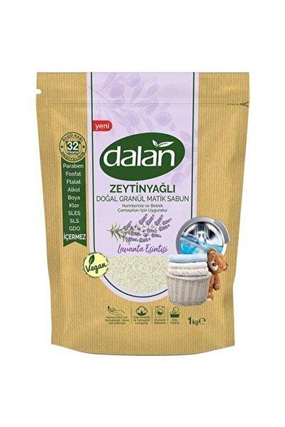 Dalan Doğal Granül Sabun Tozu 1kg Doğal Bebekler Için Lavanta Esintisi