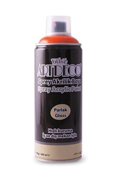 Artdeco 250 Akrilik Sprey Boya 400 ml Turuncu