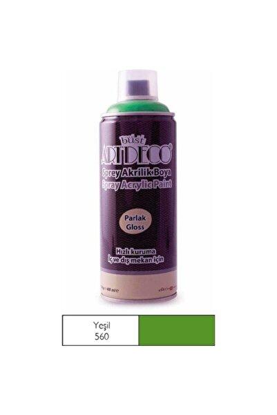 Artdeco Sprey Boya 400 ml Yeşil Y-400-560