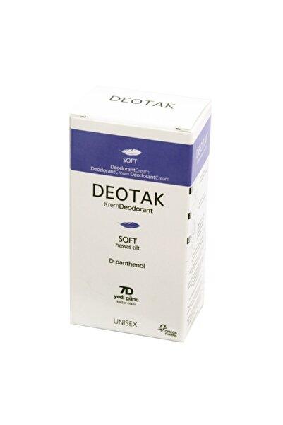 Deotak Krem Deodorant Soft