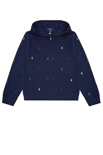Polo Ralph Lauren Kids 2-4 Yaş Erkek Çocuk Kapüşonlu Sweatshirt Ceket
