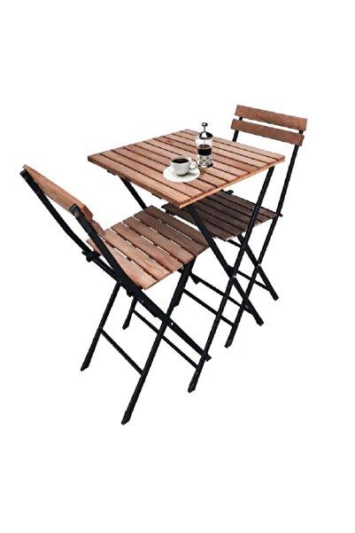 ATÖLYE OASİS Bistro Masa Takımı, Bahçe Takımı, Bahçe Masası, Balkon Masası, Bahçe Mobilyası