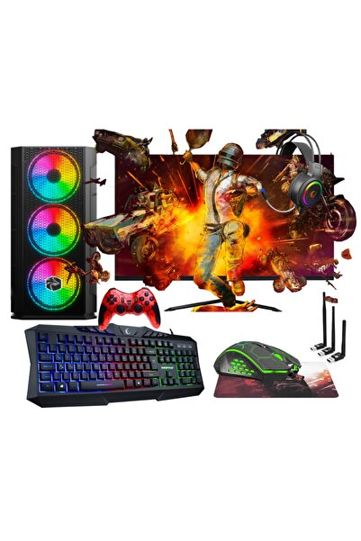 "Aizen Gp57 I5-3470 16 Gb 320 Hdd 4 Gb 23.8"" Oyuncu Bilgisayarı"
