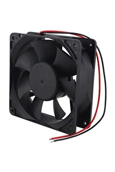 OEM 12x12 Bilgisayar Fanı 12038hs 12 Volt 0.25a (120X120X38M) Plastik Kasa