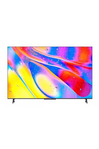 TCL 50C725 50'' 127 Ekran Uydu Alıcılı 4K Ultra HD Android Smart QLED TV