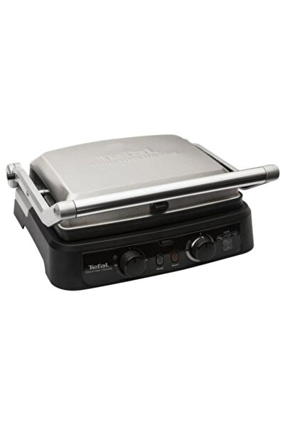 TEFAL Gourmet Minute Inox Elektrikli Izgara Ve Tost Makinesi