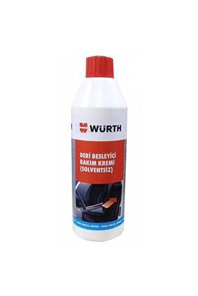 Würth Deri Besleyici Temizleyici Bakım Kremi 500 Ml (solventsiz) Sk002131