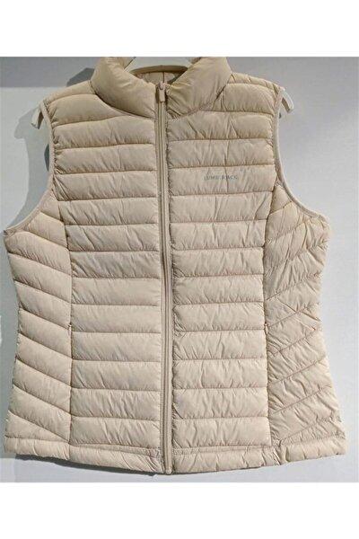 lumberjack Basic Vest 1pr Kadın Krem Yelek - 101044542