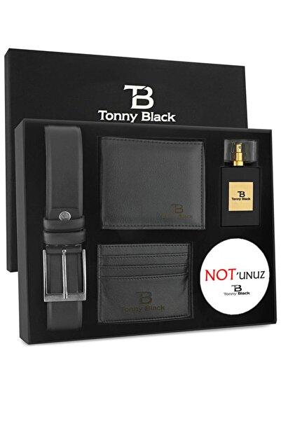 Tonny Black Damat Seti 4'lü Kombin Tbd00001-1
