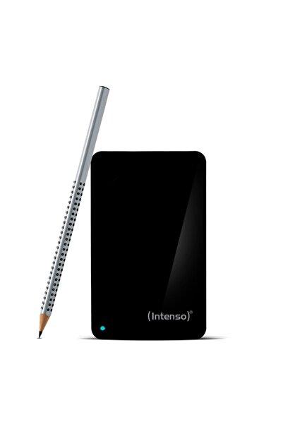 """Intenso 2.5"""" 1tb Usb 3.0 Sıyah 4034303014200 Taşınabilir Hard Disk"""