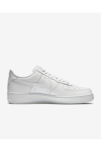 Nike 315122 Air Force 1'07 Beyaz-beyaz Erkek Spor Ayakkabı