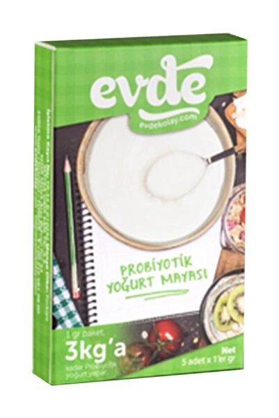Gurmepark Evde Probiyotik Yoğurt Mayası 1 gr 5'li