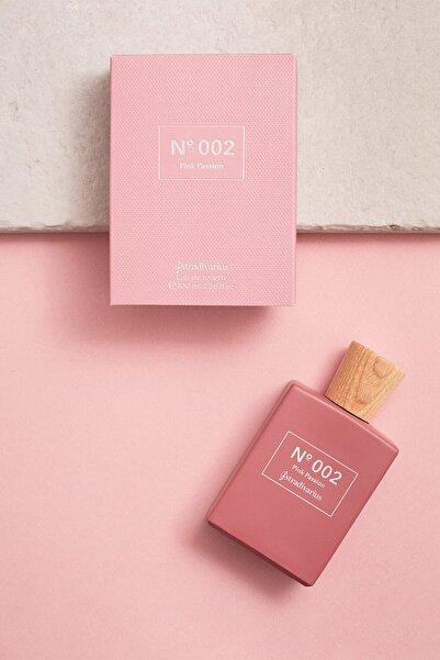 Stradivarius Pink Passion Eau De Toilette No. 002 - 100 Ml