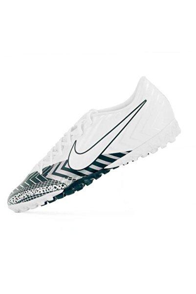 Nike Mercurial Vapor 13 Academy Mds Tf Unisex Beyaz Halı Saha Ayakkabısı Cj1306-110