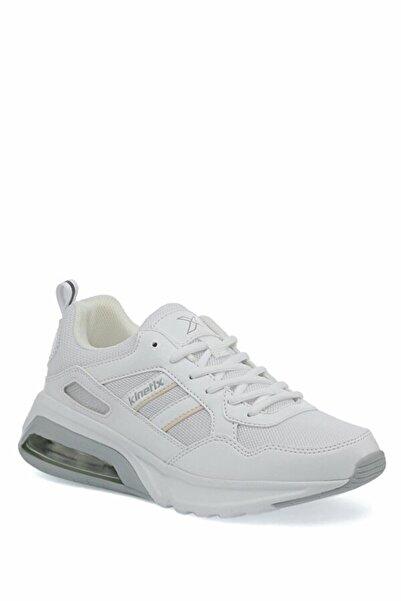 Kinetix Beyaz Kadın Sneaker Ayakkabı