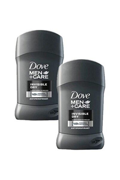 Dove Men +care Invisible Dry 50 ml x 2 Adet
