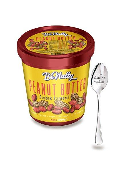 BeNatty Peanut Butter Saf Şeker İlavesiz Fıstık Ezmesi 1000 g