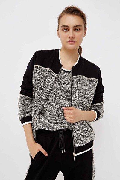 Liu Jo Streç Sweatshirt Ceket