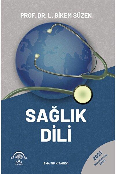 Ema Tıp Kitabevi Sağlık Dili 2021