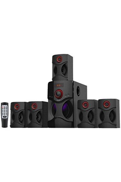 DTS Teknoloji Platoon Pl-4496 5+1 Usb/sd/fm Bluetoothlu Uzaktan Kumandalı Speaker Ses Sistemi
