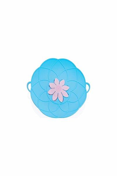 Bernardo Silikon Tencere Kapağı 33 Cm Mavi