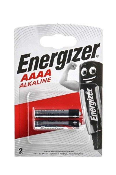 Energizer 4a/lr61 (aaaa) Incenin Incesi Yüzey Kalemleri Için Tablet Vs. Alkalin Pil ( 2 Li ) Ambalaj