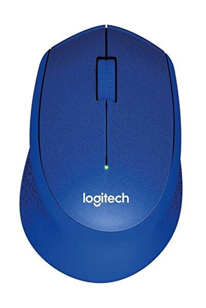 logitech M330 Kablosuz Mouse 910-004910 Mavi