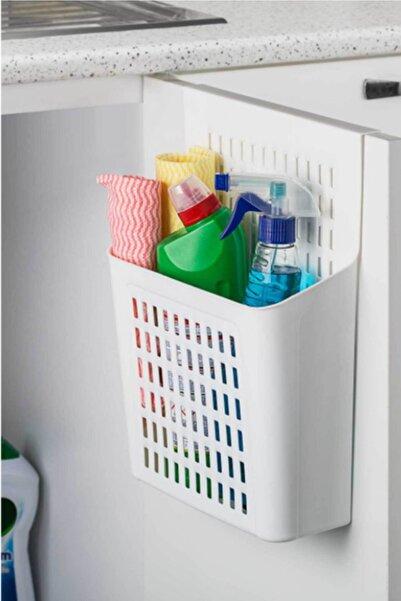 Lüks Damla Plastik Askılı Dolap Düzenleyici Dolap Içi Deterjanlık