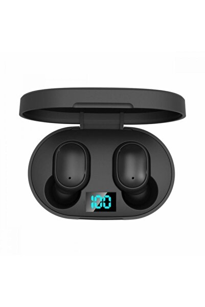 POLYGOLD E6s Dijital Ekranlı Kablosuz Bluetooth Kulaklık 5.0v