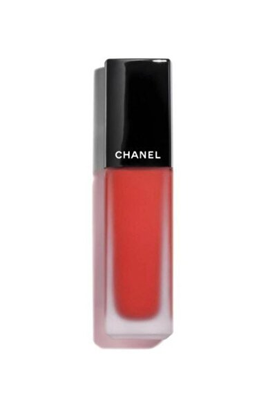 Chanel Rouge Allure Ink Likit Ruj - 164 Entusiasta