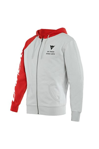 Dainese The Paddock Full Zip Hooded Sweater