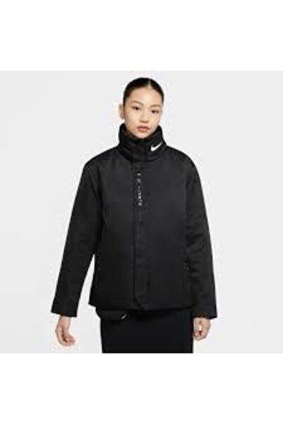Nike Sportswear Synthetic-fill Trend Kadın Mont - Siyah