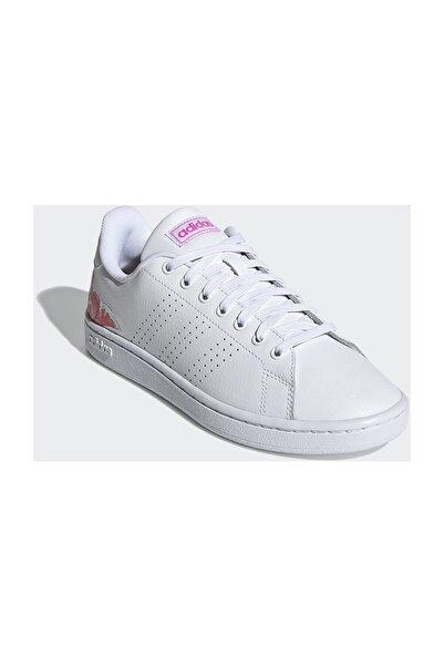 adidas Kadın Yetişkin Sneakers ADVANTAGE FZ2033