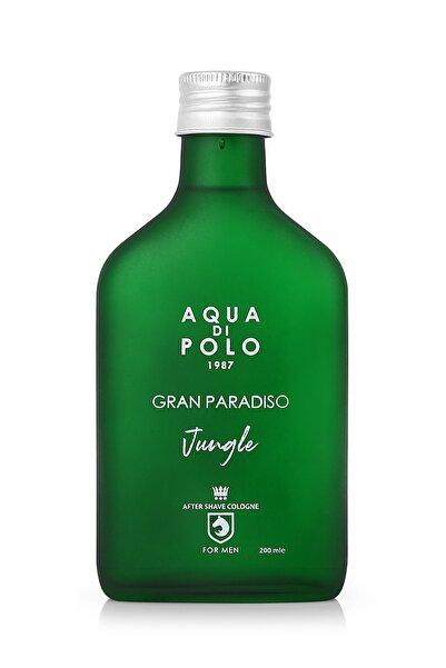Aqua Di Polo 1987 Men Gran Paradiso Jungle Tıraş Kolonyası 200 Ml Apcn002003