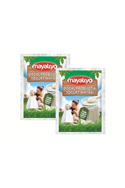 MAYALIYO Doğal Probiyotik Yoğurt Mayası 2 Adet