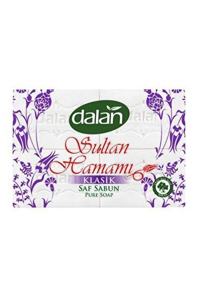 Dalan Sultan Hamamı Klasik Saf Beyaz Sabun 4 X 125 gr