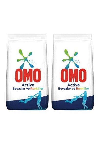 Bin Çeşit Matik Active Beyazlar Ve Renkliler 2 Paket 10 Kg+10kg