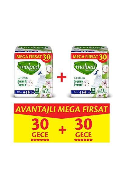 Molped Pure&soft Gece Avantajlı Mega Fırsat Paketi 60 Adet