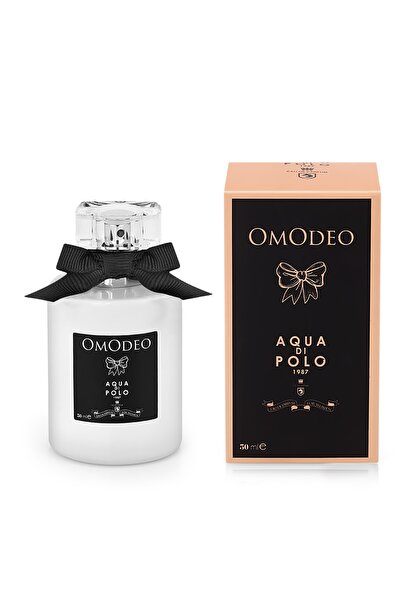 Aqua Di Polo 1987 Omodeo Edp 50 ml Kadın Parfüm   5301010028837
