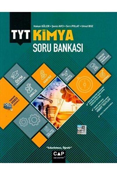 Çap Yayınları Çap Tyt Kimya Soru Bankası
