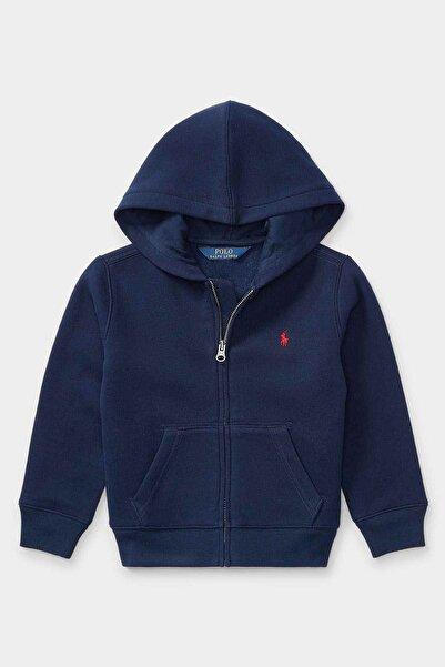Polo Ralph Lauren Kids 5-7 Yaş Erkek Çocuk Kapüşonlu Sweatshirt Ceket