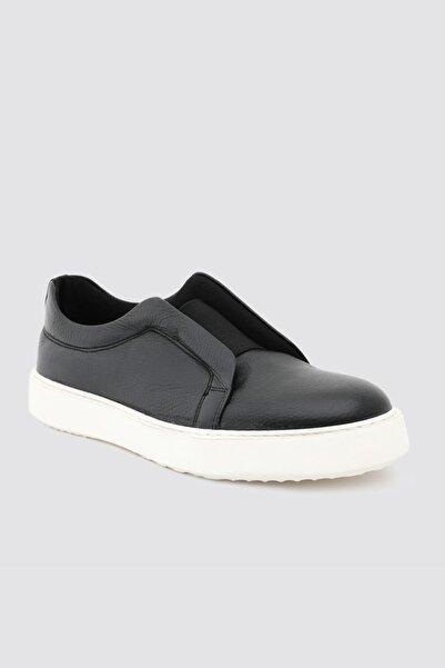 Twn Siyah Sneaker Ayakkabı