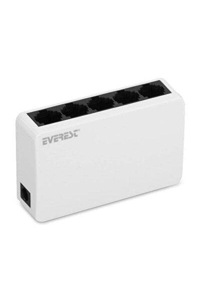 Everest Esw-105 10,100 5 Port Ethernet Swicht