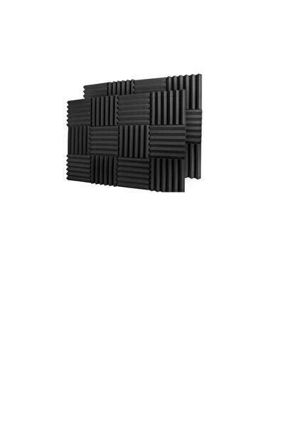 Aksa Akustik Zigzag Sünger 30mm 40x40cm
