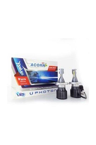 Photoline Photon Acorn H4 H/l Mını Şimşek Etkili Led Xenon