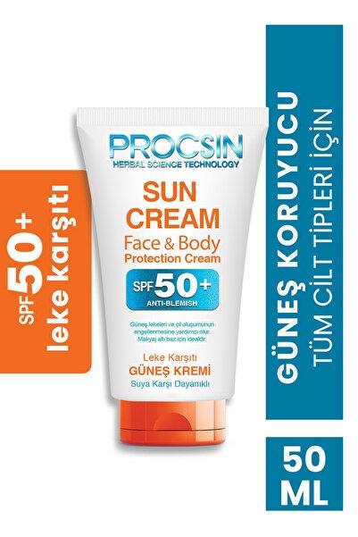 Procsin Procsın Güneş Kremi Koyu Leke Karşıtı Spf 50 50 ml