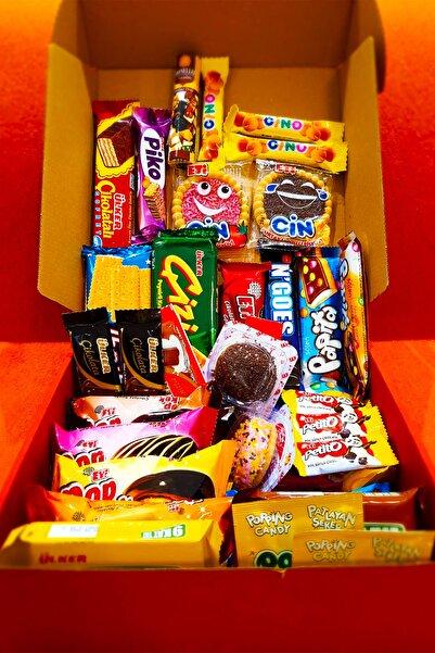 Yelken Store Tıka Basa Atıştırmalık Çikolata Paketi 36 Parça