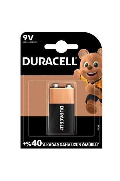 Duracell 9v Alkalin 9v Pil 1 Adet